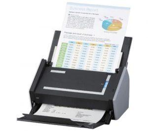 Escáner de gestión documental