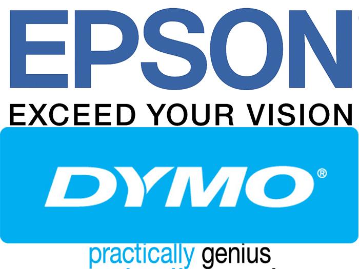 Impresoras de Etiquetas Epson o Dymo