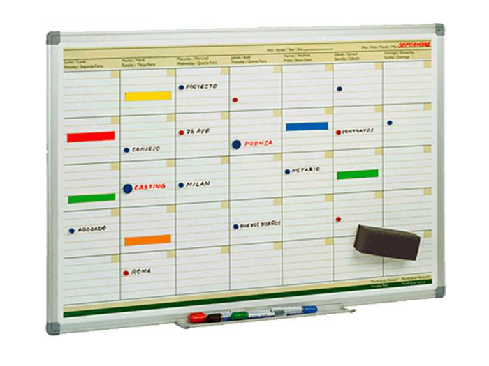 Planning Mensual Faibo 60x90 cm
