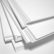 Diferentes formatos de papel