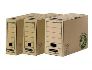 Cajas de archivo definitivo Fellowes Natura