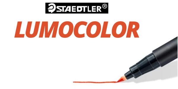 Staedtler Lumocolor