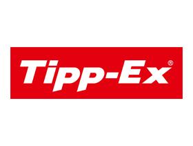 Logotipo de la marca Tipp-Ex