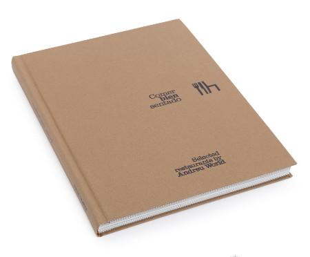 Libro con tapa de geltex