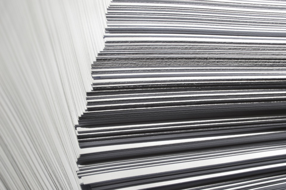 Taco de papel A5