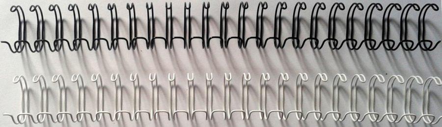 Espirales de encuadernar de alambre Wire-O
