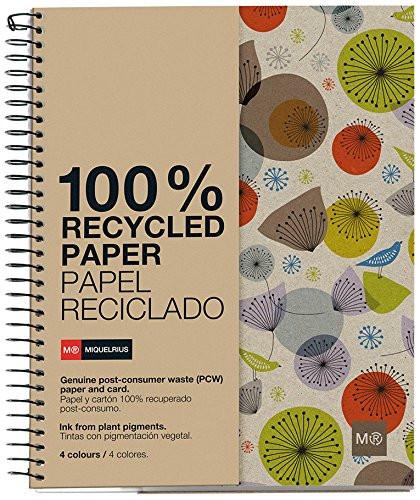 Libretas ecológicas