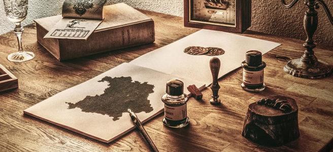 tinta india