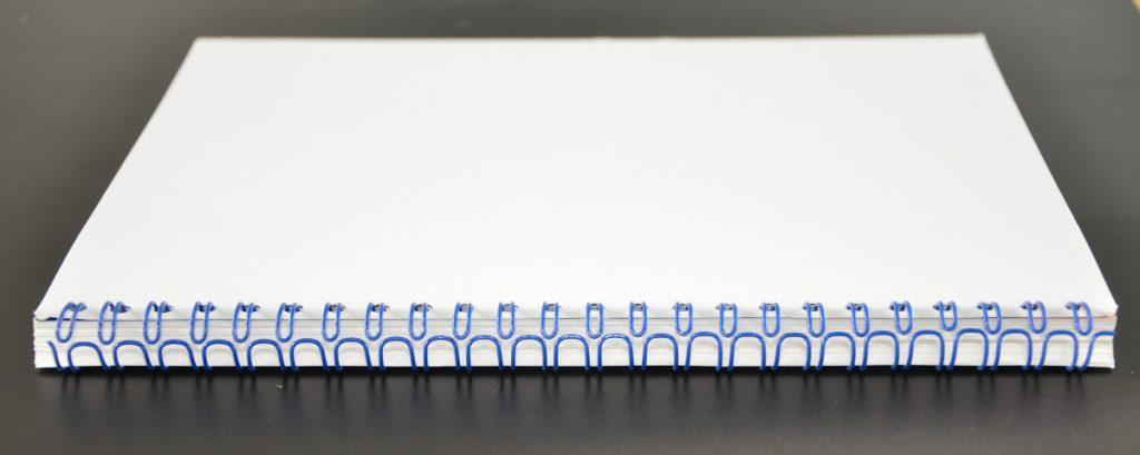 Cuaderno espiral Wire-O