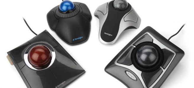 Dispositivos trackball