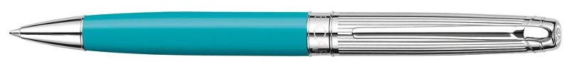 Bolígrafo de lujo Caran d'Ache Leman Bicolor