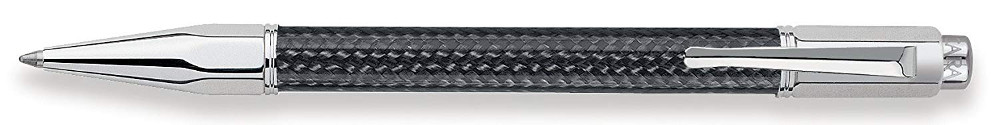 Bolígrafo de lujo de fibra de carbono