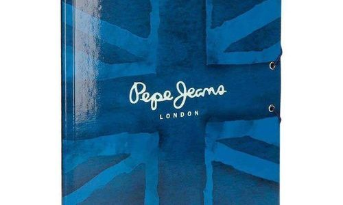 Carpetas Pepe Jeans