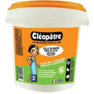 Cola vegetal cleopatre para niños