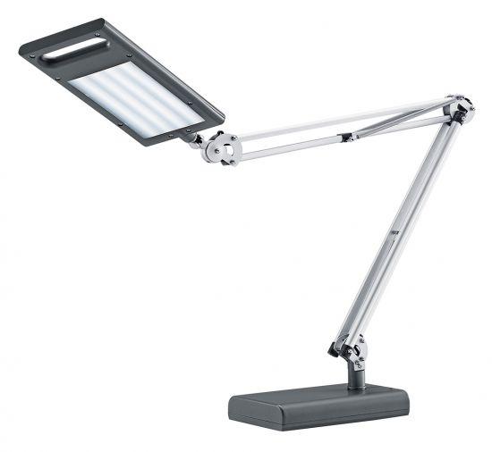 Lámpara de oficina articulada