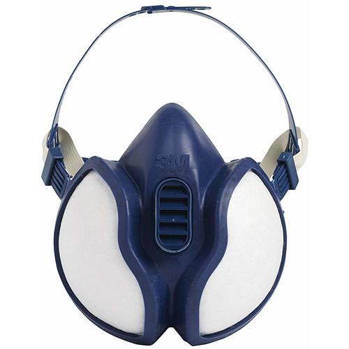 Mascarillas protección respiratoria