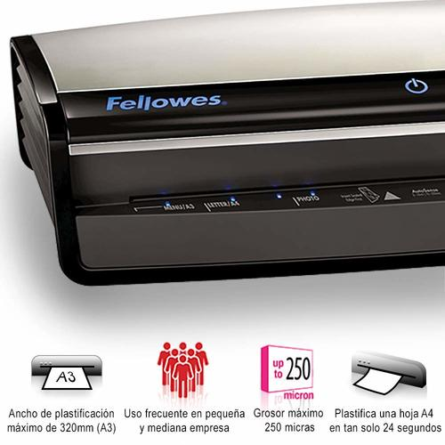 Comprar plastificadora Fellowes Jupiter
