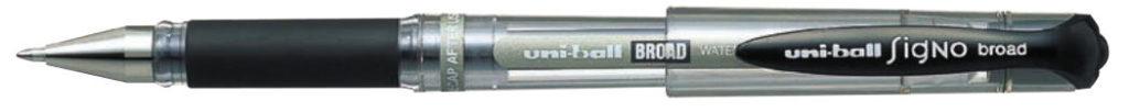 bolígrafo uni-ball signo broad