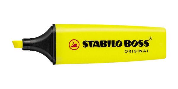 Subrayador Fluorescente Stabilo BOSS
