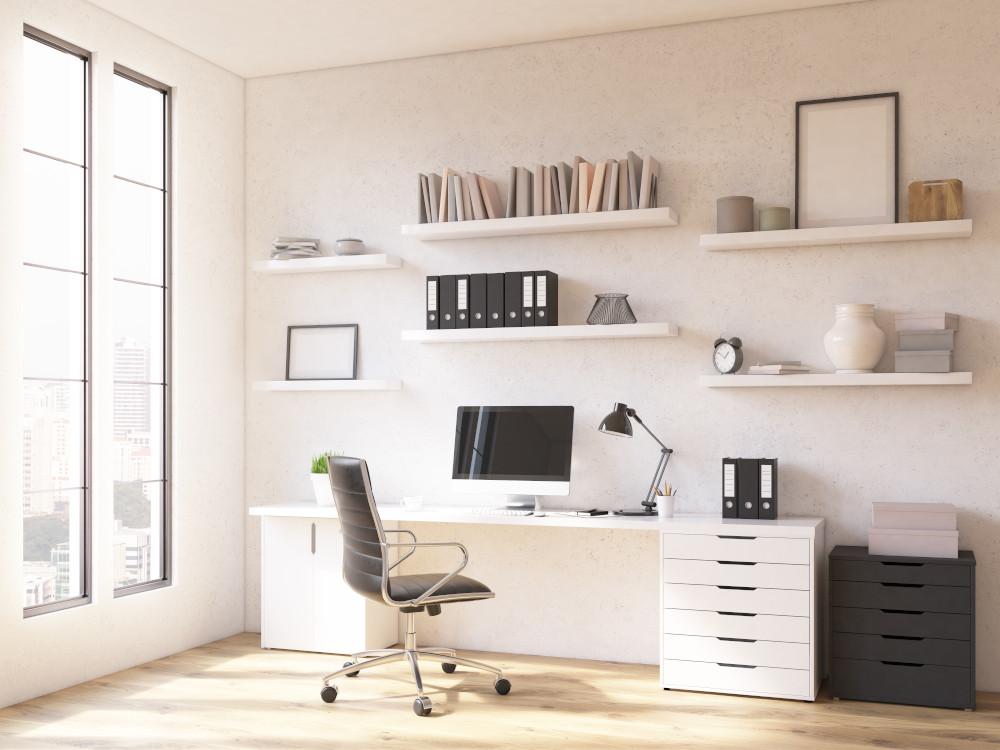 materiales para clasificar documentos en una oficina
