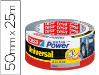 Cinta americana Tesa Extra Power 25 m × 50 mm