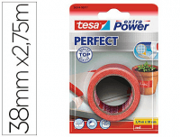 Cinta Tesa Extra Power Perfect roja