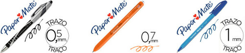 Bolígrafos Paper Mate