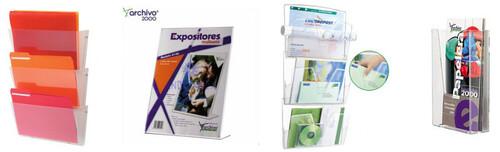Expositores de documentos
