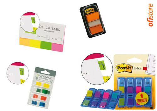 Comprar marcapáginas adhesivos