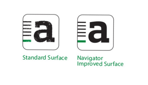 Textura mejorada folios navigator