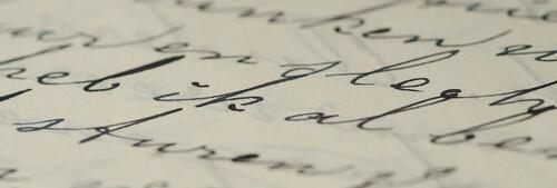 Tinta para caligrafía