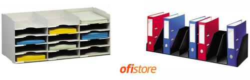 Comprar estanterías modulares de oficina