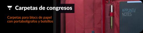 Carpetas de congresos