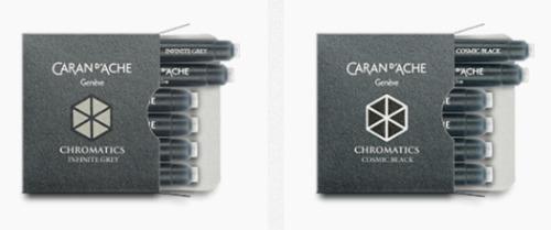 Cartuchos para plumas Chromatics