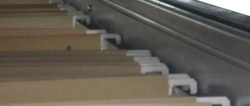 Varillas de carpetas colgantes