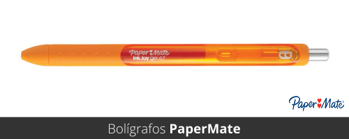 Bolígrafos PaperMate