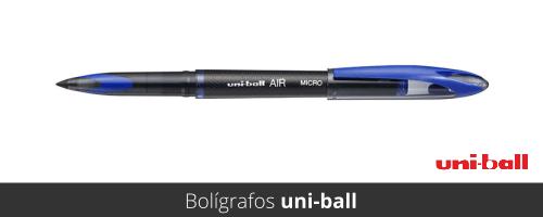 Bolígrafos Uni-Ball