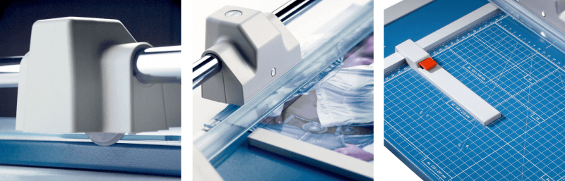 Cizalla Dahle 550 para cortar papel