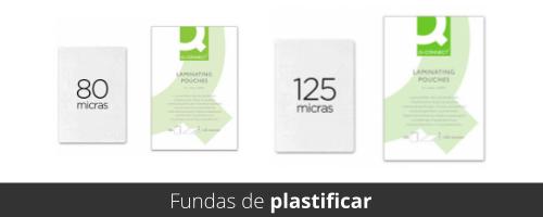 Fundas de plastificar