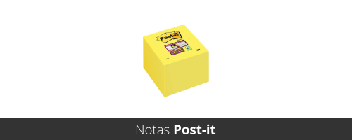 Notas Post-It de quita y pon