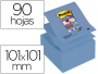 Sticky Z-Notes de Post-It™ ¡Notas rayadas azules de 101x101 mm!