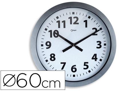 Comprar reloj gigante de gran visibilidad para espacios - Reloj gigante pared ...