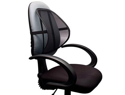 Comprar soporte lumbar para silla de oficina Q-Connect