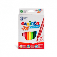 Rotuladores Carioca Color Joy, estuche cartón