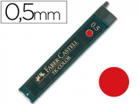 Comprar Minas Faber TK-Color rojas ø 0.5 mm