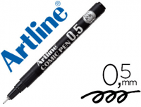 Rotulador calibrado Artline micrométrico 0.5 mm