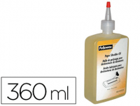 Aceite lubricante para destructoras 350 ml