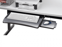 Bandeja para teclado, Fellowes Deluxe Office Suites