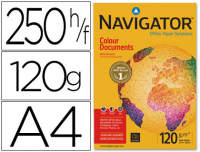 Navigator Colour Documents A4 120g, paquetes 250h